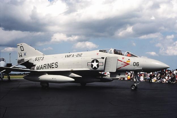 USMC F-4J 158373 WD06 VMFA212 RJSM
