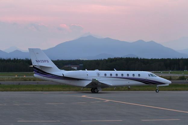 Cessna 680 N425PQ