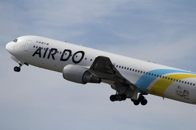 B767-300 AIR DO 北海道の翼
