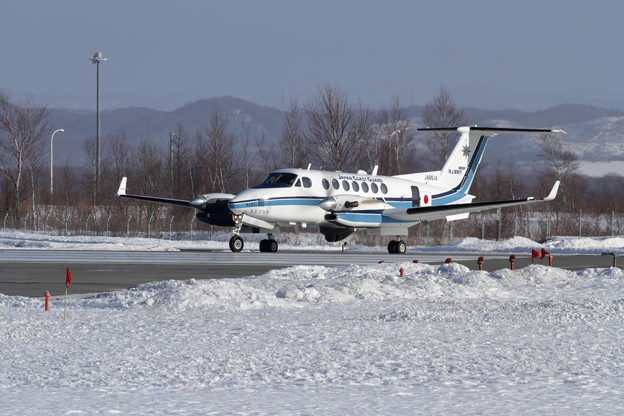 Beech 350 Super King Air JA861A えとぴりか JCG