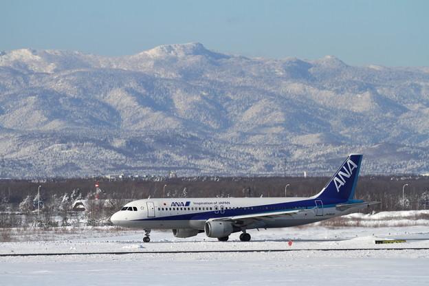 A320 JA8609 ANA