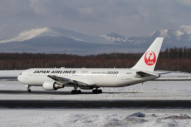 B767 JAL 2020オリパラ支援 JA603J