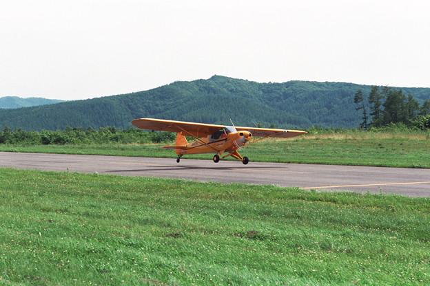 PiperPA18-150 Super Cub JA4076 豊頃1995.7.23