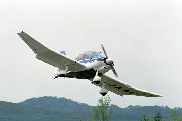 RobinDR400/180R JA4027 豊頃 1995.7.23(2)