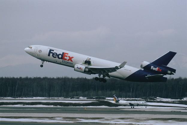 MD-11F N583FE FedEx Panda One (2)