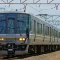 223系 新快速 姫路行き