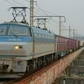 Photos: 1086レ【EF66 117牽引】