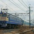 東武500系甲種輸送【EF65 2139牽引】