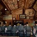 Photos: 1-22黒川高木神社宮座行事