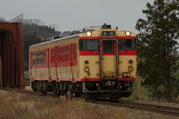 キハ47 1514+キハ48 523(国鉄急行色)