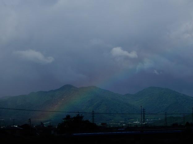 20160601朝の虹
