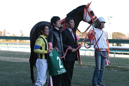 2011京成杯表彰