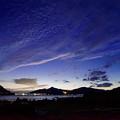 Photos: 夕空に雲たなびいて