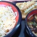 Photos: 0126たっぷり肉きのこうどん@さくら屋