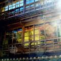紅葉の旧宿