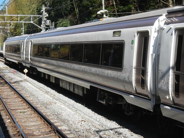 JR East IZU CRAILE EMU 651, M's 650-1007