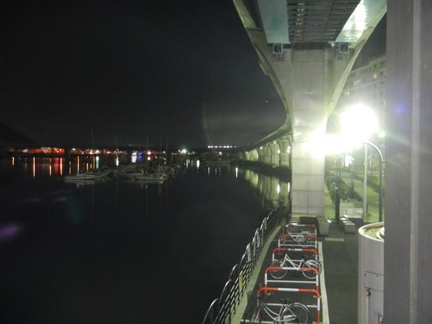 Yokohama Seaside  Line, viaduct