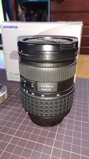 14-54mm F2.8-3.5