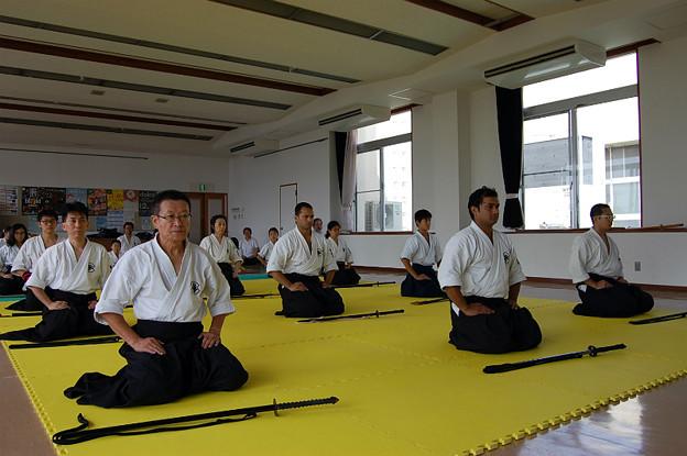 2014拳法会武道研究会 合宿  (11)