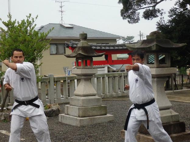 2014拳法会武道研究会 合宿  (63)