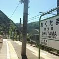Photos: 奥多摩と駅