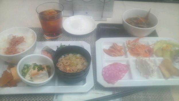 品川プリンスホテルで朝食。 # うまいものず