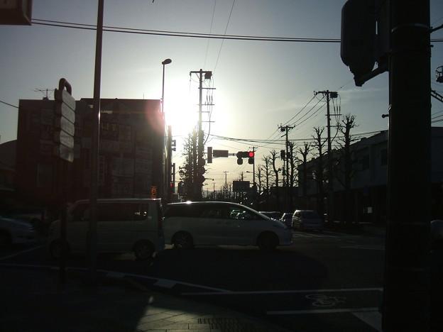開成山交差点 - 2