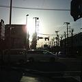 Photos: 開成山交差点 - 2