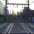 写真: 日常の鉄路