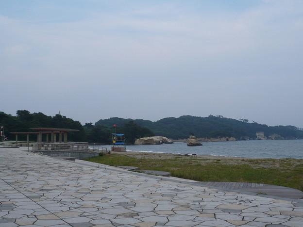 桂島 海岸