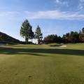 Photos: 足利城ゴルフ倶楽部2014年秋の最新コース画像10番ホール