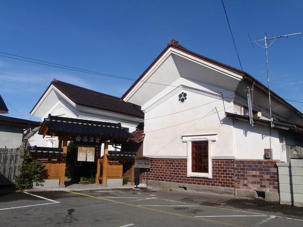 Photos: 雑穀商の屋敷を利用した「うるし美術館」