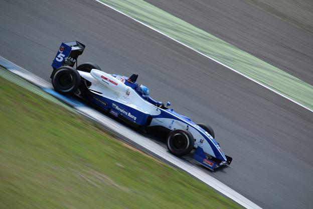 F3 HANASHIMA RACING アレックス・ヤン選手