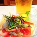 Photos: ガスト ( 成増店 ) 豆腐サラダ & ビール