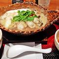 大戸屋 ( 成増 )  桃浦かきの出汁鍋定食  2017/02/26