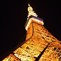 東京タワーの輝き