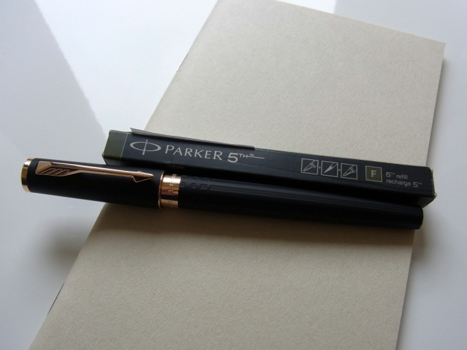 Parker Ingenuity Refill Olive Green (F)