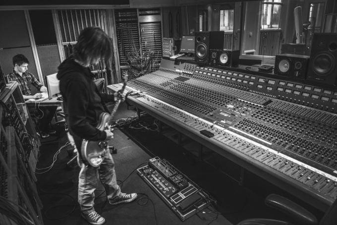Steven Wilson at STUDIO