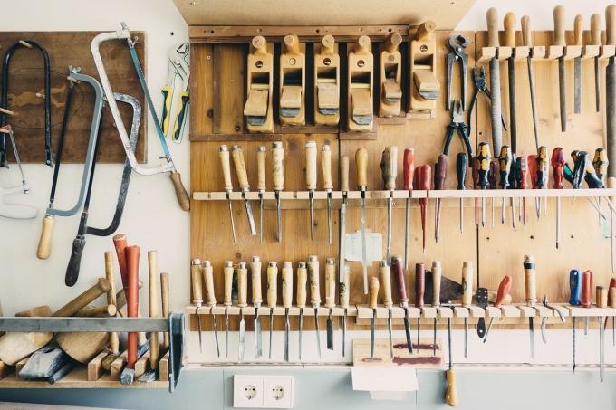不器用なくせにDIYショップの工具売場に行くと萌える