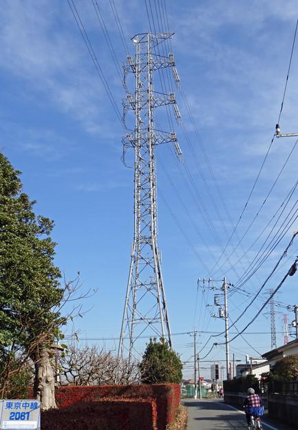 東京中線2061号鉄塔