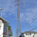 写真: 東京中線2062号鉄塔