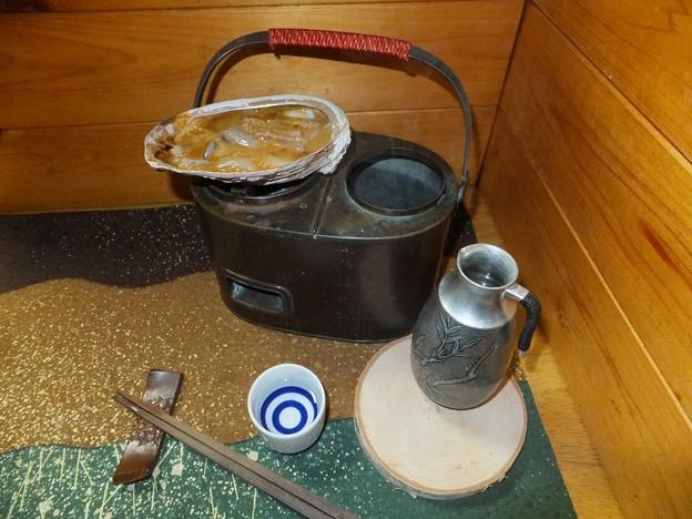イカゲソのワタ焼き