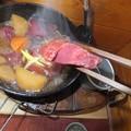 牛タンとジャガイモ煮込み