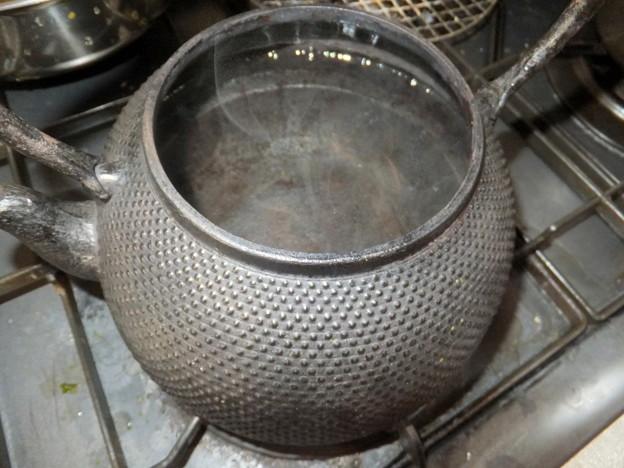 洗って沸かす