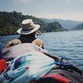 写真: 奥利根湖