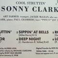 Photos: クール・ストラッティン ソニー・クラーク ジャズ ピアノ CD 名盤