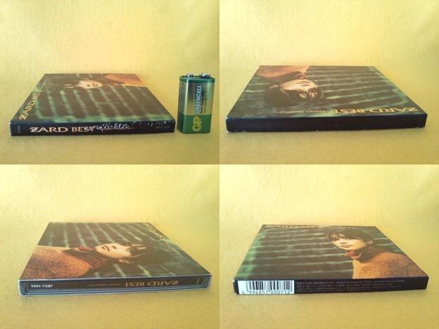 紙ケース ZARD BEST Request Memorial ザード CD