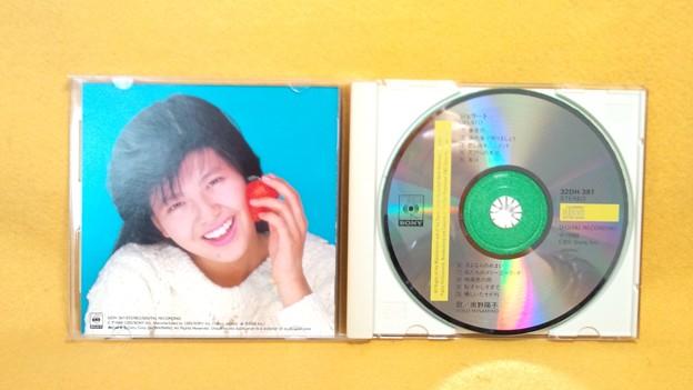 南野陽子 ジェラート CD 盤面1