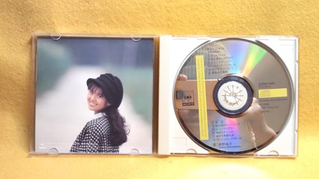 南野陽子 ヴァージナル CD