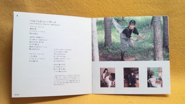 南野陽子 ヴァージナル VERGINAL アイドル CD